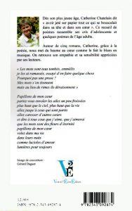 """Quatrième de couverture de """"Papillons de mon coeur"""""""