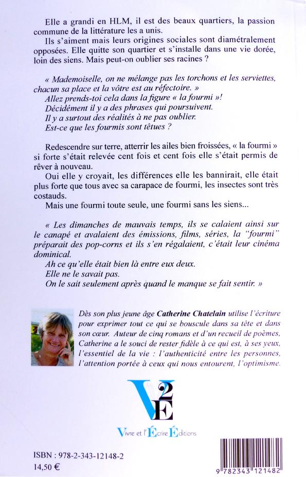 Parution En Mai 2017 Catherine Chatelain V2e