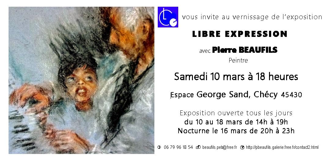 Exposition de Pierre Beaufils